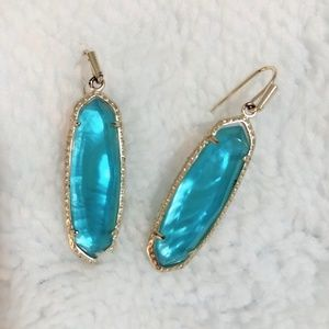Kendra Scott Layla Earrings - London Blue